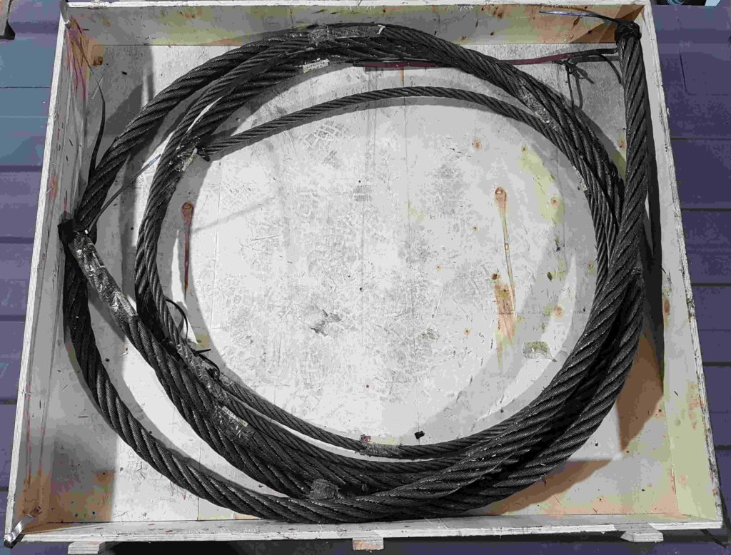 Comfortable Rotation Resistant Wire Rope Pictures Inspiration ...
